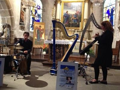 Marie Jan harpiste (1)