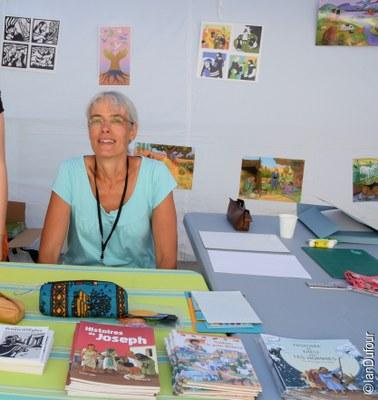 Catherine Chion, illustratrice (0)