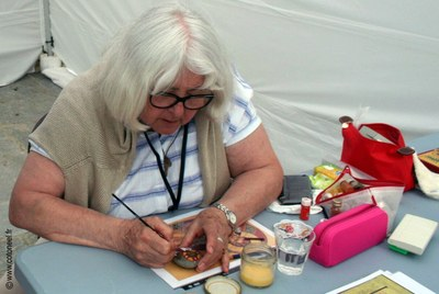 Martine Studler, iconographe (2)