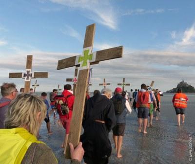 pèlerinage vers Tombelaine (139)