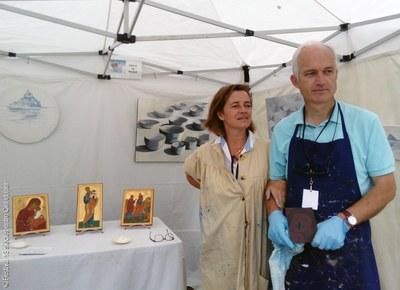 Sibylle du Peloux, peintre (5)