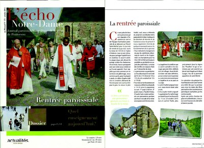 2014-10 Echo Notre Dame