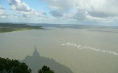 Triduum Pascal au Mont Saint Michel 2014