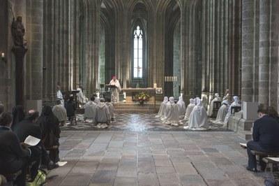 1 Professions perpétuelles sr Anne et fr Jean-Gabriel