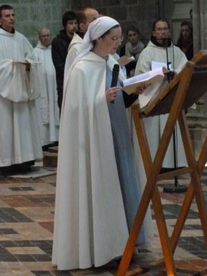 10 Professions perpétuelles sr Anne et fr Jean-Gabriel