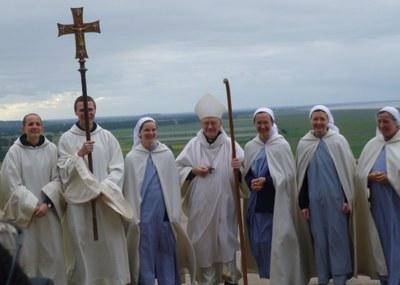 19 Professions perpétuelles sr Anne et fr Jean-Gabriel