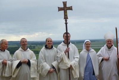 20 Professions perpétuelles sr Anne et fr Jean-Gabriel