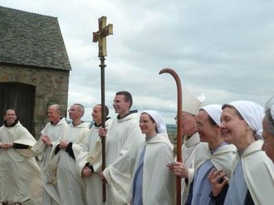 21 Professions perpétuelles sr Anne et fr Jean-Gabriel