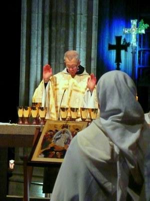 24. Eucharistie de la nuit de Pâques