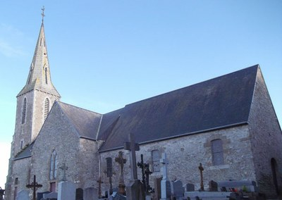 L'église d'Ardevon